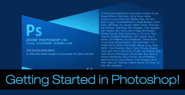 learn photoshop basics