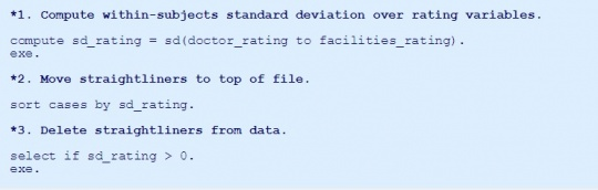SPSS SD Function