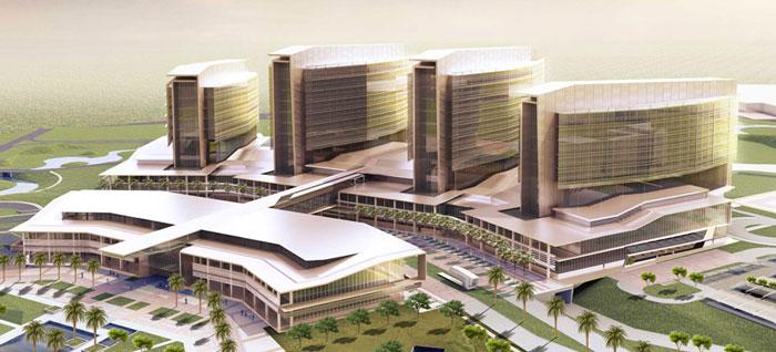 پروژه انجام شده با رویت معماری