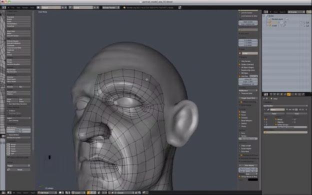 آشنای کامل با نرم افزار سه بعدی 3dmax