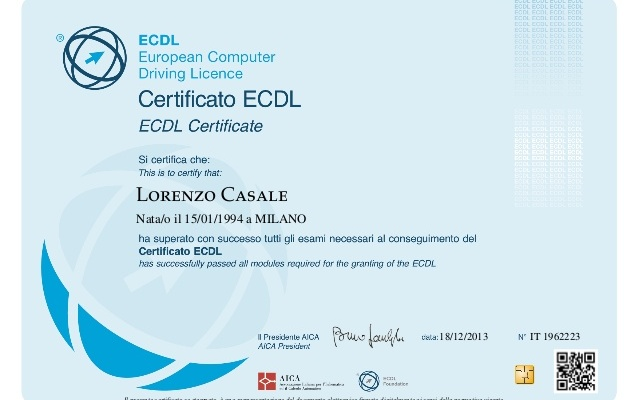 icdl certificate