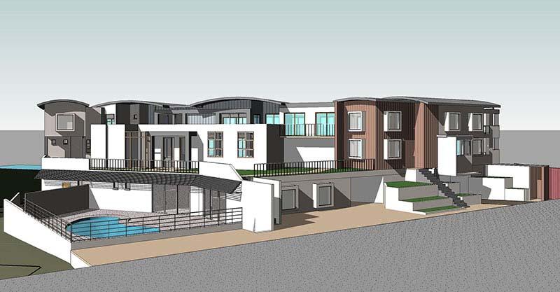 مدلسازی در و پنجره و پشت بام در رویت 37