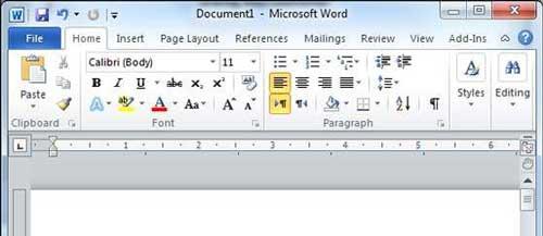 گزینه-فایل-در-برنامه-ورد