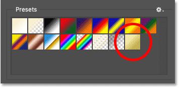 new-gold-gradient-preset