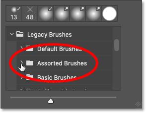 open-assorted-brushes-set-photoshopcc