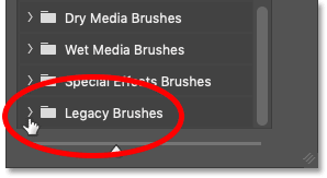 open-legacy-brushes-set