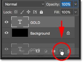 photoshop-duplicate-type-layer