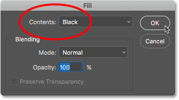 photoshop-fill-contents-black