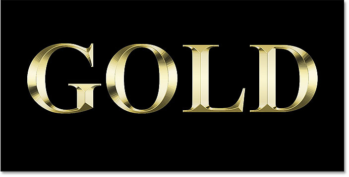 photoshop-gold-letters-bevel-emboss