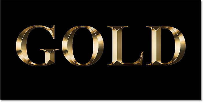 photoshop-gold-letters-inner-glow