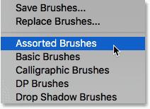 photoshop-load-assorted-brushes