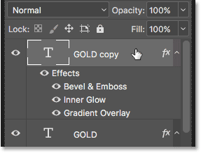 photoshop-select-gold-copy-layer