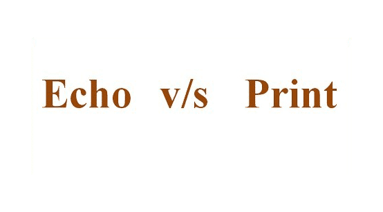 Difference-Between-Echo-and-Print-Statements-in-PHP