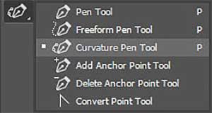 New Curvature Pen Tool Photoshop CC 2019