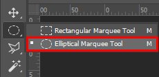 clipping mask in photoshop using the marquee tool